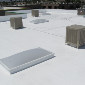 Nxt Silicone ⋆ The Best White Roof Coating Solution
