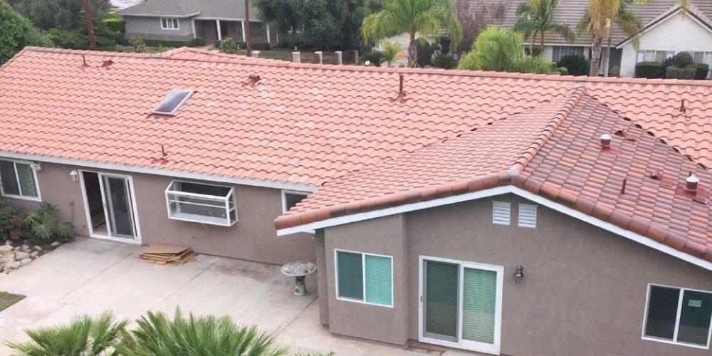 Concrete Tile Roof Restoration Coatings ⋆nutech Paints Ca
